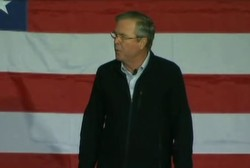 Bush Campaign polling low in S.C.