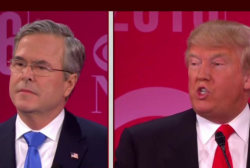 Trump, Bush clash over Iraq War, 9/11 in...