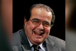 Will the death of Scalia change the...
