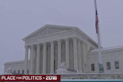 Political battle over SCOTUS nominations