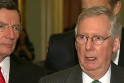 Will vulnerable GOP senators block nominee?