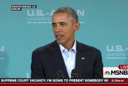Pres. Obama: I expect the Senate to do its...