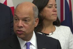 DHS Secretary Johnson not seeking SCOTUS seat