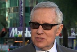 Reid talks upcoming Nevada Democratic...
