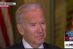 Biden on America in one word: 'Possibilities'