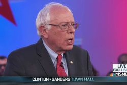 Sanders: 'No more mandatory minimum...