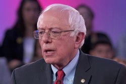 Sanders: Say no to xenophobia, racism and...