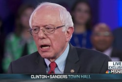 Sanders encourages political system to ...
