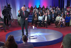 Sanders: 'I will try to stop human...