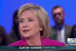 Clinton: Judge's Apple request 'very hard...