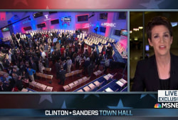 Clinton, Sanders face real-life questions