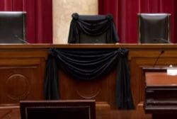 How will Scalia's death affect remaining...