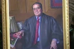 Judge shares memories of Scalia