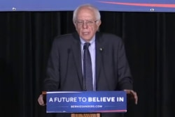 Sanders devises new southern strategy