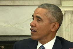 Pres. Obama: 'I'm going to do my job'