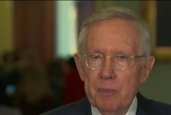Sen. Harry Reid endorses Clinton