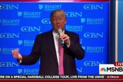 The Trump coalition