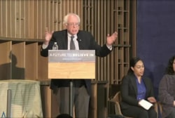 NAACP doesn't count Sanders out on black vote