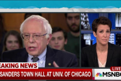 Sanders challenged turning crowds into votes