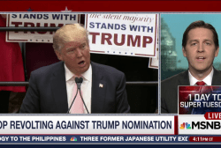 GOP Senator: 'I Cannot Support Donald Trump'