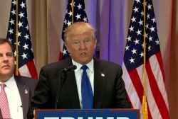 Inside Trump's Tuesday 'hostile takeover'