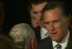 Romney to speak on GOP race