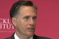 Mitt Romney: 'Donald Trump is a phony'