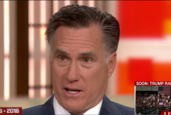 Mitt Romney: 'I won't run for president'