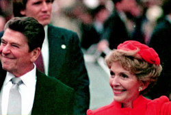 'The end of the Reagan era'