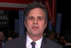 Mark Ruffalo: Sanders wants a revolution...