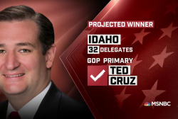 Cruz projected winner of ID GOP primary