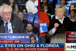 OH mayor unveils Clinton's campaign strategy