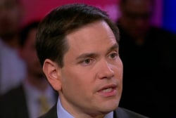 Rubio defends merit-based immigration policy