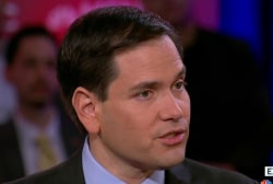 Rubio on SCOTUS: Justices not policy-makers