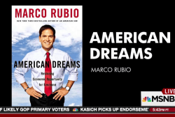 All In the Books: Marco Rubio