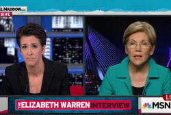 Warren connects Senate GOP to 2016 extremism