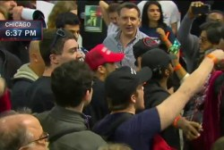 Trump rally in Chicago postponed