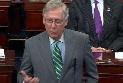 Sen. McConnell on SCOTUS nominee