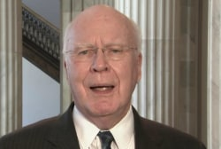 Leahy: 'Political disaster' to not hold...