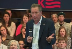 Kasich: SCOTUS nomination causing more...