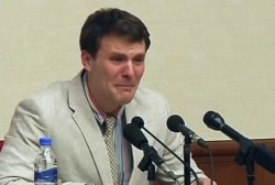 N. Korea sentences American to 15 years in...