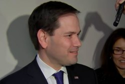Rubio: 'I'm not interested in being VP'