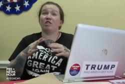 Trump supporter tattoos associated w/...