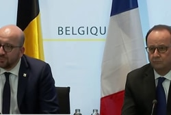 Belgian PM: 3 suspects arrested in raid