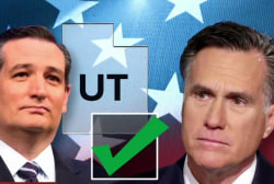 Romney backs Cruz to force open convention