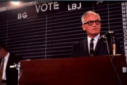Is Trump the new Goldwater?