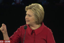 Clinton: Israel's security is non-negotiable
