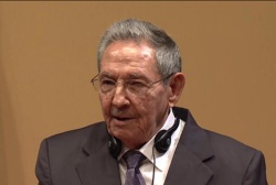 Castro: Give me a list of political prisoners
