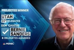 NBC News: Sanders wins Utah Dem. caucus