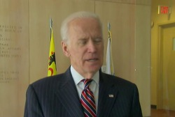 Biden on Belgium: 'They will prevail'